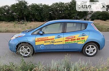 Nissan Leaf 2011 в Мелитополе