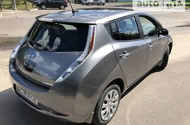 Хетчбек Nissan Leaf 2015 в Луцьку