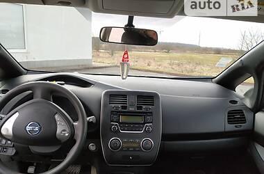 Хетчбек Nissan Leaf 2016 в Береговому