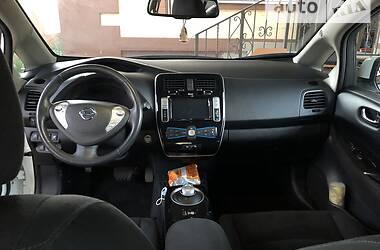 Хетчбек Nissan Leaf 2016 в Чорноморську