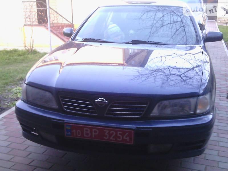 Nissan Maxima QX 1995 в Фастове