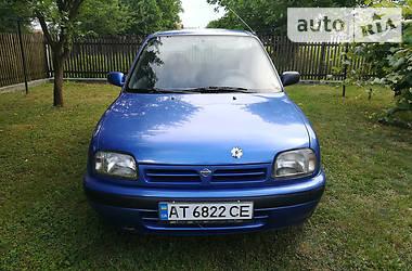Nissan Micra 1994 в Ивано-Франковске