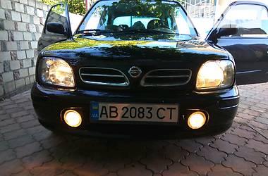 Nissan Micra 1998 в Казатине