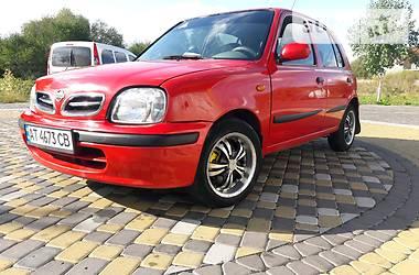 Nissan Micra 1999 в Черновцах