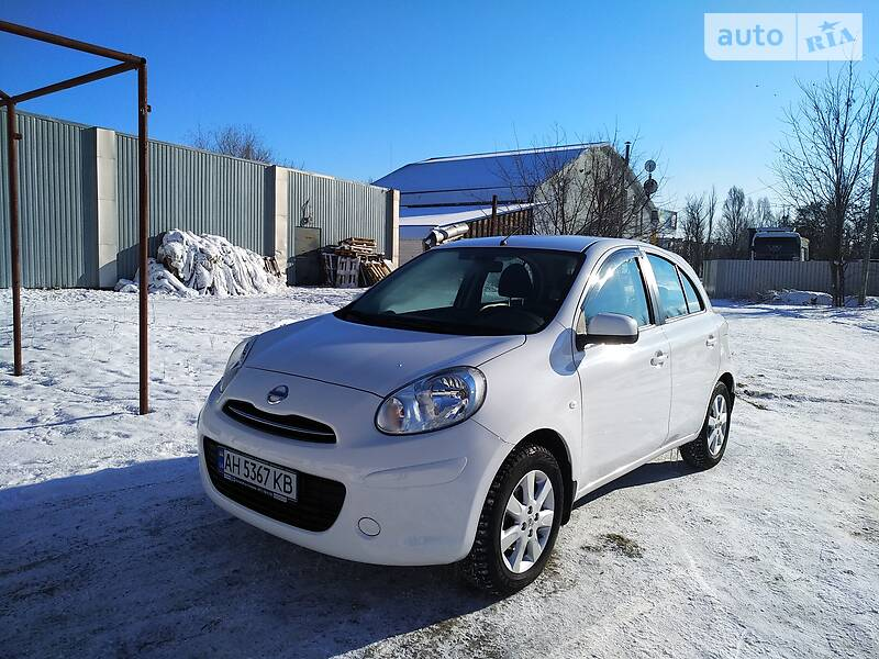 Nissan Micra 2015 в Северодонецке