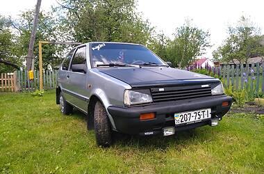 Nissan Micra 1987 в Любомле