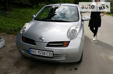 Nissan Micra 2003 в Тернополе