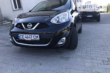 Nissan Micra 2018 в Черновцах
