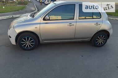 Nissan Micra 2004 в Виннице