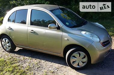 Nissan Micra 2003 в Луцке