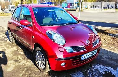 Nissan Micra 2008 в Полтаве