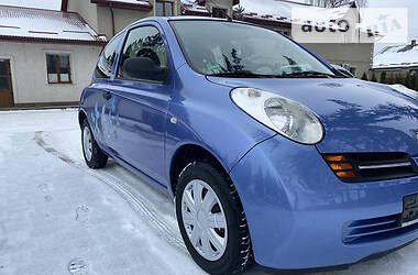 Nissan Micra 2004 в Городке