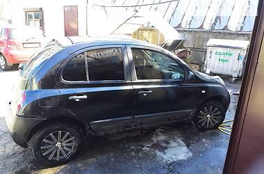 Хэтчбек Nissan Micra 2008 в Киеве