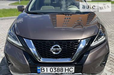 Внедорожник / Кроссовер Nissan Murano 2016 в Полтаве