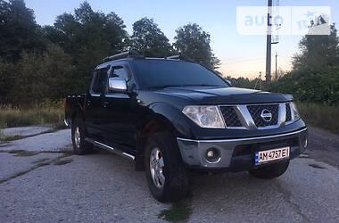 Nissan Navara 2008 в Олевске