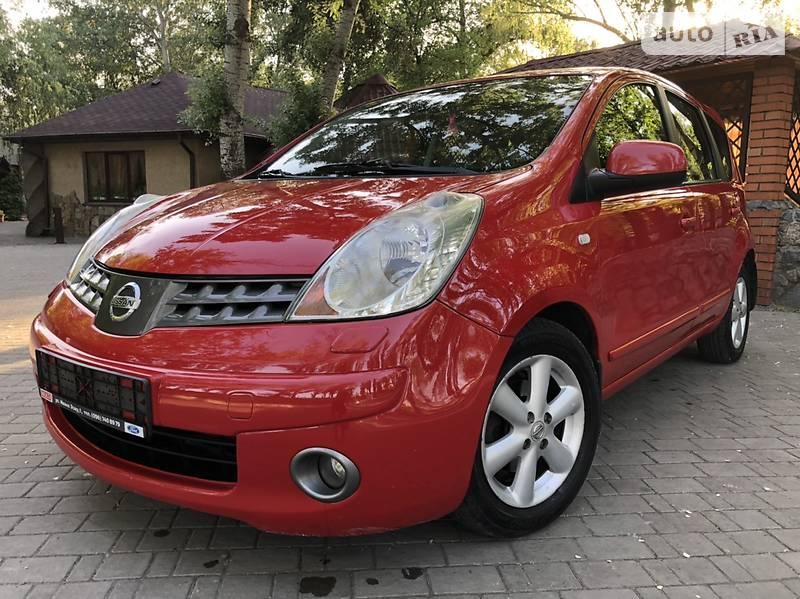 Nissan Note 2008 в Днепре