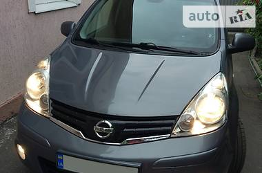 Nissan Note 2010 в Полтаві