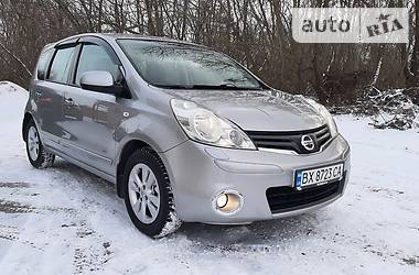 Nissan Note 2012 в Смеле