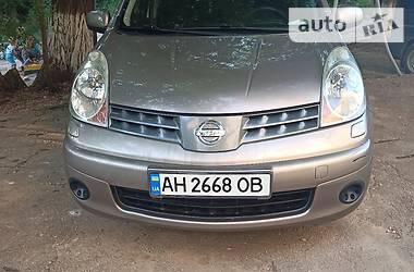 Хэтчбек Nissan Note 2008 в Дружковке