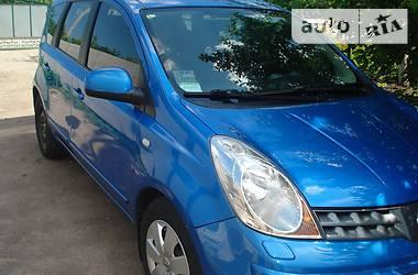 Nissan Note 2008 в Знаменке