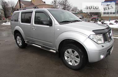 Nissan Pathfinder 2.5 dCi 2005