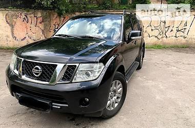 Nissan Pathfinder 2011 в Львові