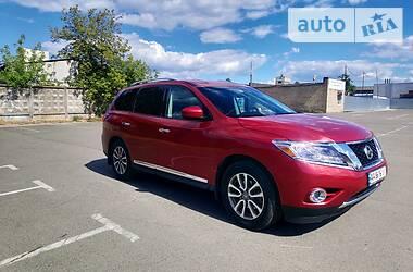 Nissan Pathfinder 2014 в Чорткове