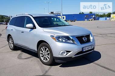 Nissan Pathfinder 2016 в Днепре