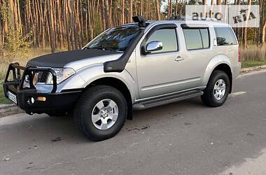 Внедорожник / Кроссовер Nissan Pathfinder 2006 в Киеве