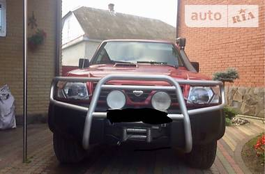 Nissan Patrol GR 1999 в Ковеле