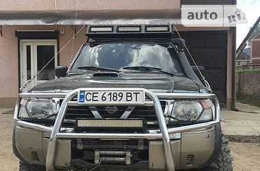 Nissan Patrol GR 2000 в Чернівцях