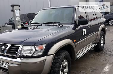 Nissan Patrol 2002 в Ужгороде