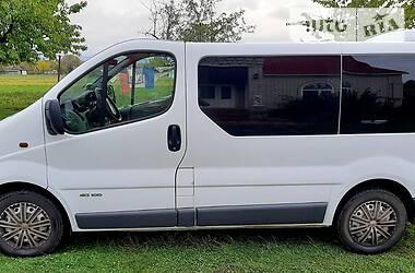 Nissan Primastar груз.-пасс. 2004 в Благовещенском