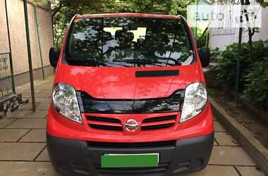 Nissan Primastar пасс. 2007 в Виноградове