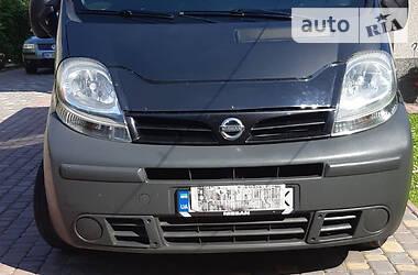 Nissan Primastar пасс. 2005 в Ровно