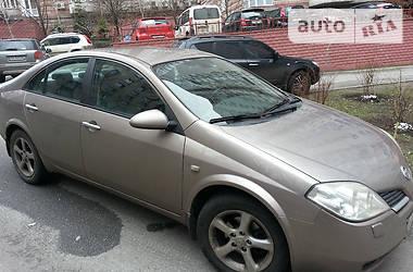 Nissan Primera 2007 в Киеве