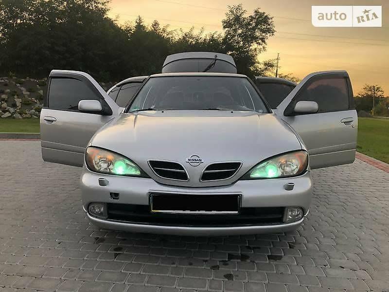 Nissan Primera 2001 в Самборе