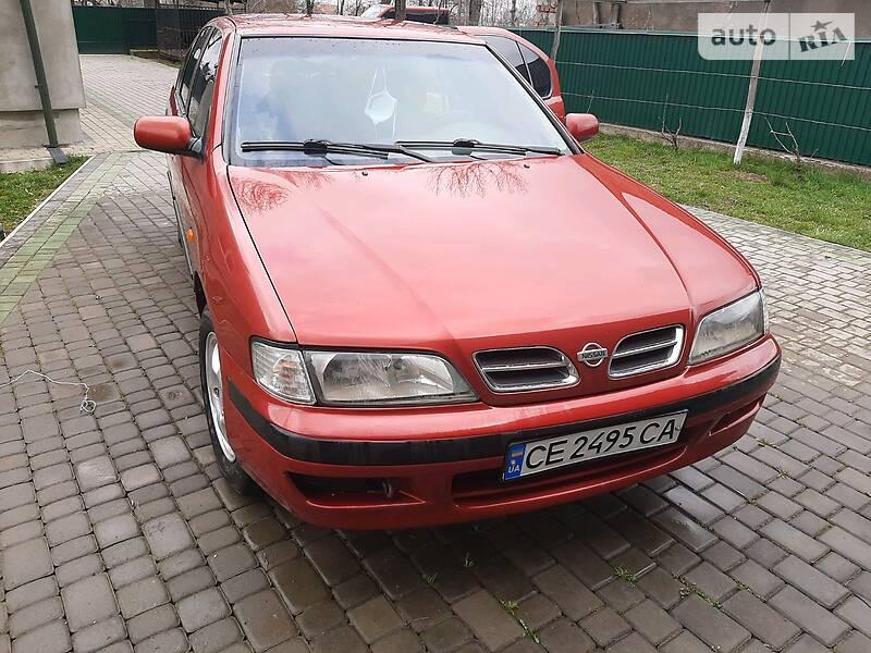 Хетчбек Nissan Primera 1997 в Чернівцях