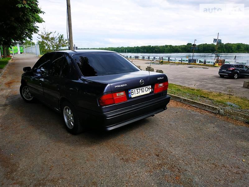 Седан Nissan Primera 1991 в Кременчуге