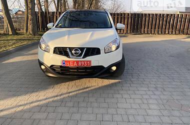 Nissan Qashqai+2 2011 в Стрые