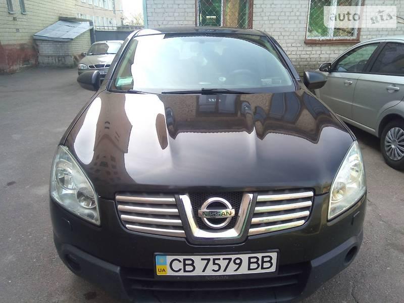 Nissan Qashqai 2008 в Чернигове