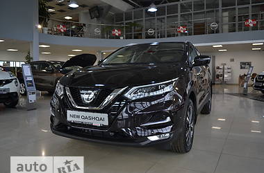 Nissan Qashqai 2018 в Львове