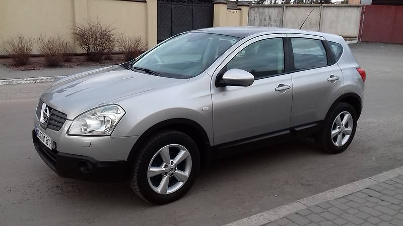 Nissan Qashqai 2007 года в Луцке