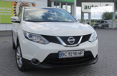 Nissan Qashqai 2014 в Стрые