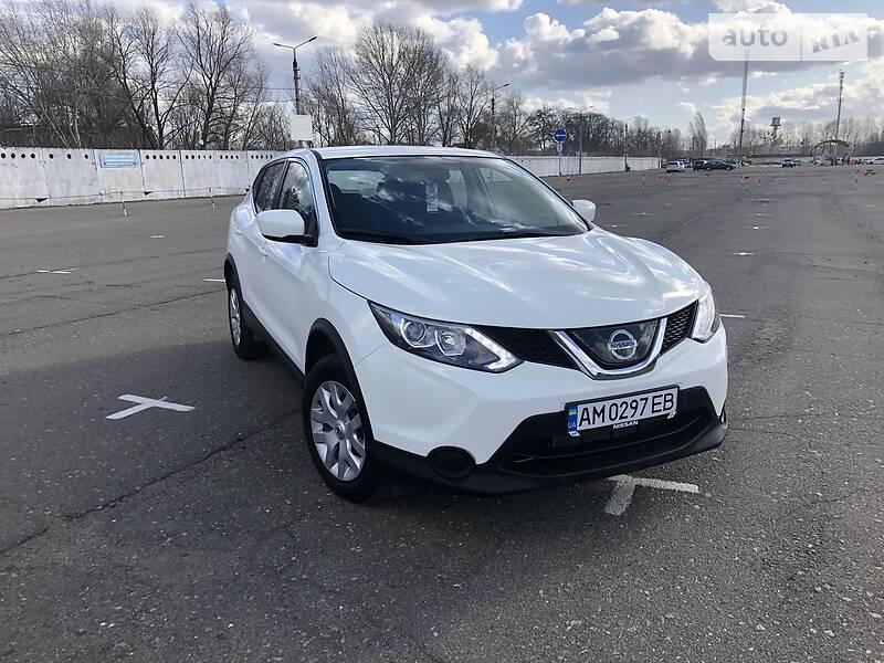 Nissan Qashqai 2019 в Киеве