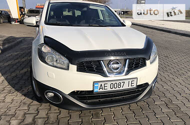 Nissan Qashqai 2013 в Днепре