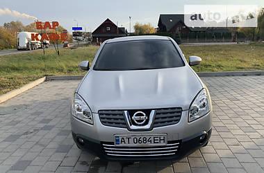 Внедорожник / Кроссовер Nissan Qashqai 2008 в Бурштыне