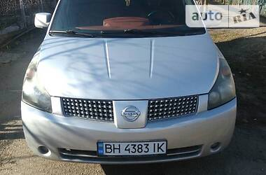 Nissan Quest 2004 в Подольске