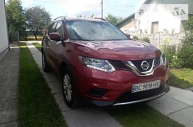 Nissan Rogue 2016 в Львові