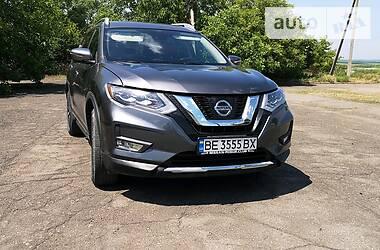 Nissan Rogue 2017 в Первомайске